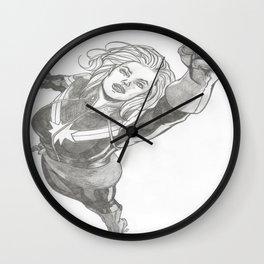 Carol Danvers. Wall Clock