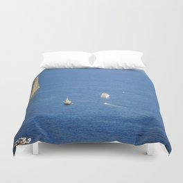 Capri, Amalphi Coast, Italy 7 Duvet Cover