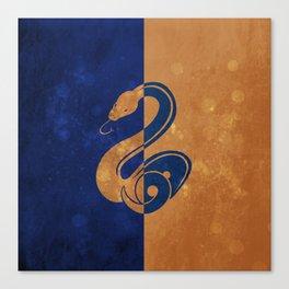 Slytherclaw Canvas Print