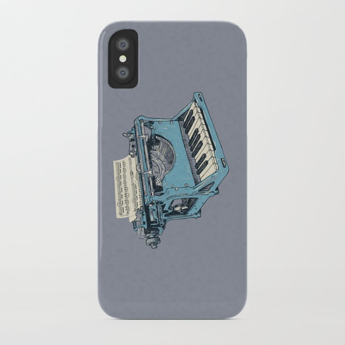 The Composition. iPhone Case