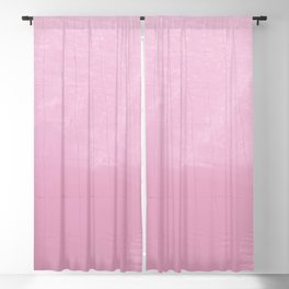 Pink Water II Blackout Curtain