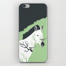 Zebra in the Woods iPhone & iPod Skin