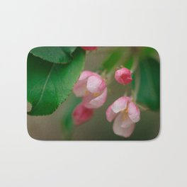 Apple Tree Blossoms Art Series Bath Mat