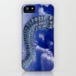 Kreative Architektur iPhone Case