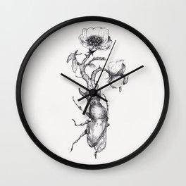 Come fiori nati dopo secoli di buio Wall Clock