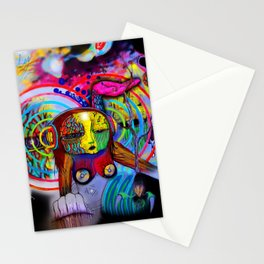 LetSomebodyDrift Stationery Cards