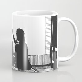 Lady Bird Coffee Mug