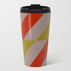 Modernist Geometric Graphic Art Travel Mug
