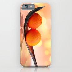 Orange magic iPhone 6s Slim Case