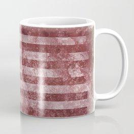 US Flag vintage worn out Coffee Mug