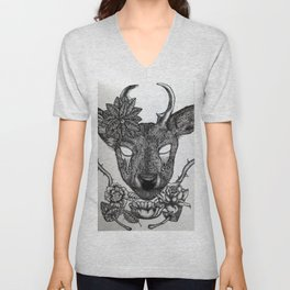 Guardian of the Forest Unisex V-Neck