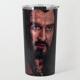 King Under The Mountain Travel Mug