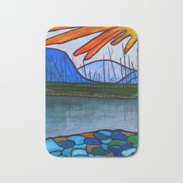 Kettle Valley Watershed Bath Mat