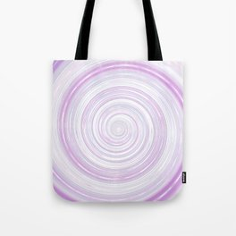 Re-Created Spin Painting No. 16 by Robert S. Lee Tote Bag