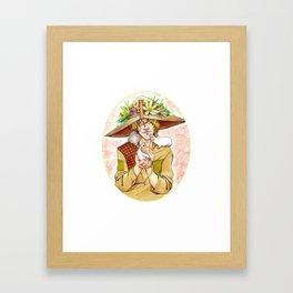 Dragon Age-A Friend to All Framed Art Print