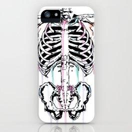 Skeleton #2 iPhone Case