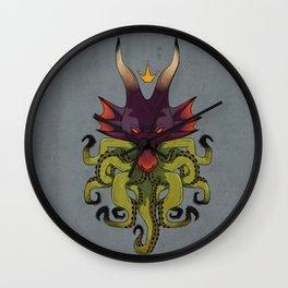 Glitcher Wall Clock
