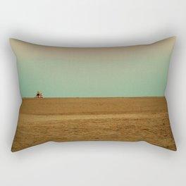 On The Moon Rectangular Pillow