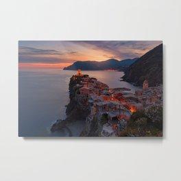 nights in Italy Metal Print