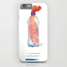 Polluted - Lobster in Bottle Slim Case iPhone 6s