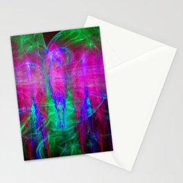 Fractal Angels IV Stationery Cards