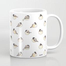 Bird no. 313: Chickadoodle-dee Coffee Mug