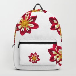Dahlia Pinwheels Backpack