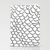 angel wings Stationery Cards featuring angel wings by her art
