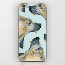 Polar Bear iPhone Skin