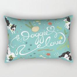 CHOMPY Rectangular Pillow