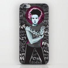 Bride iPhone & iPod Skin