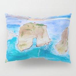 Raouche Rock Pillow Sham