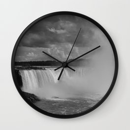 niagra. Wall Clock