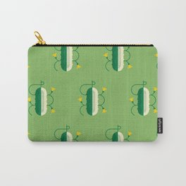 Vegetable: Cucumber Carry-All Pouch