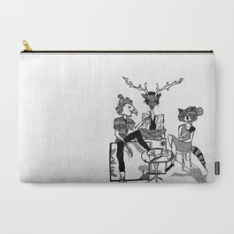 FOREST FOLK Carry-All Pouch