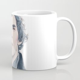 Sherlock portrait Coffee Mug