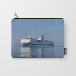 Mediterranean Ferry Carry-All Pouch
