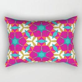 1970s carousel Rectangular Pillow