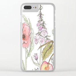 Natures Bounty Clear iPhone Case