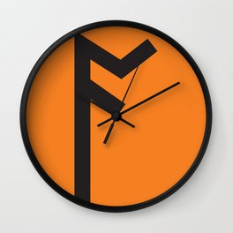Showtasting - Rune 5 Wall Clock