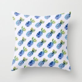 Pineapple vibes #2 Throw Pillow