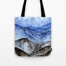 Under Endless Night Tote Bag