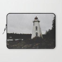 Big Tub Lighthouse Laptop Sleeve