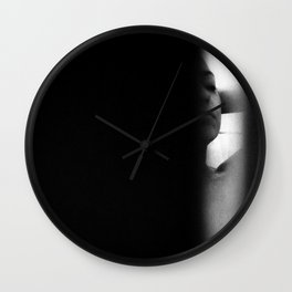 The fear temperature, Desire serie #01 Wall Clock