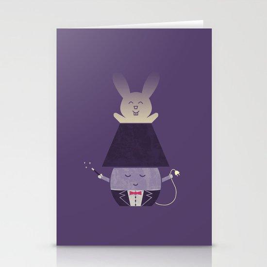 Magic Lamp Stationery Cards