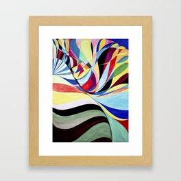 Geometric Botanicals 3 Framed Art Print