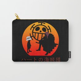 Heart Pirates Carry-All Pouch
