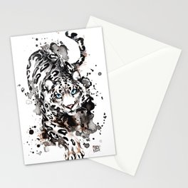"""The mountain's spirit"" Stationery Cards"
