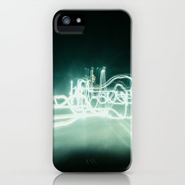 Chaos 2 iPhone Case