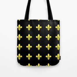 Fleur de lys 4-lis,lily,monarchy,king,queen,monarquia. Tote Bag